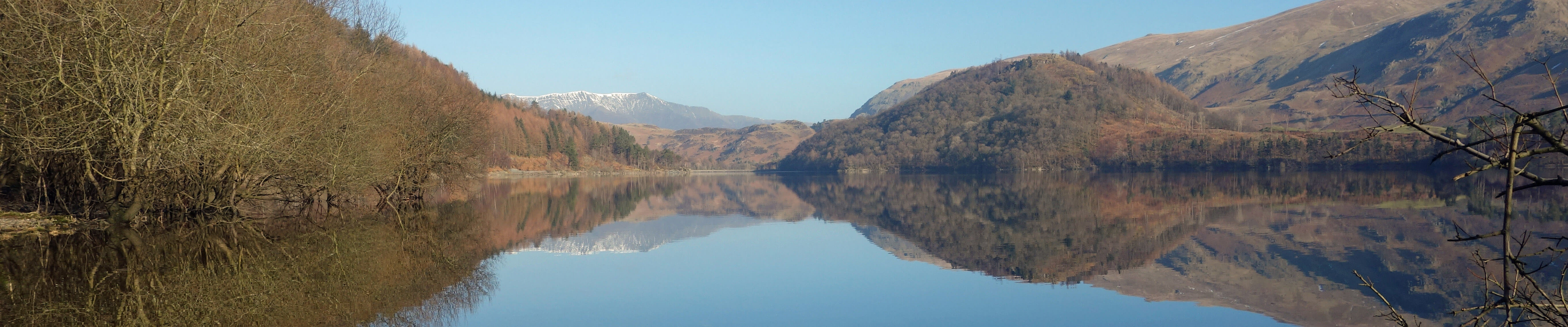 Thirlmere and Blencathra